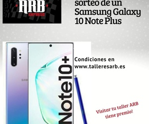 Sorteo Samsung Galaxy 10 Note Plus