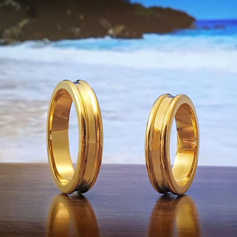 Alianzas de boda: Joyería de PERARNAU JOIERS