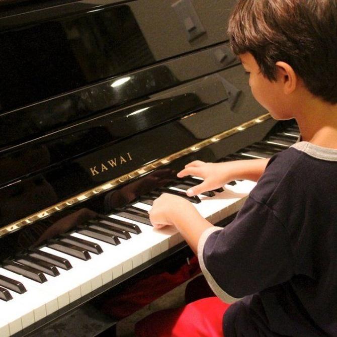 Los beneficios de la música para niños