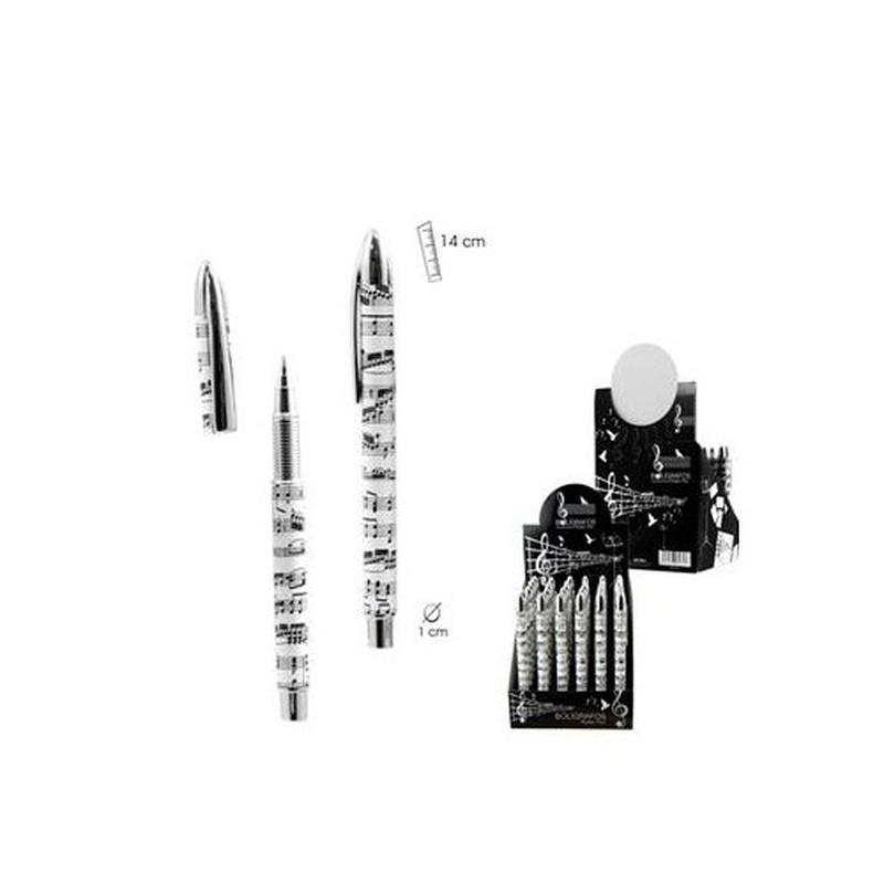 Bolígrafo gel música: Productos y servicios de PENTAGRAMA