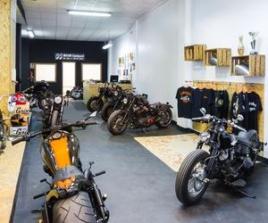 Galería de Motos en Valencia | Break Skull Choppers