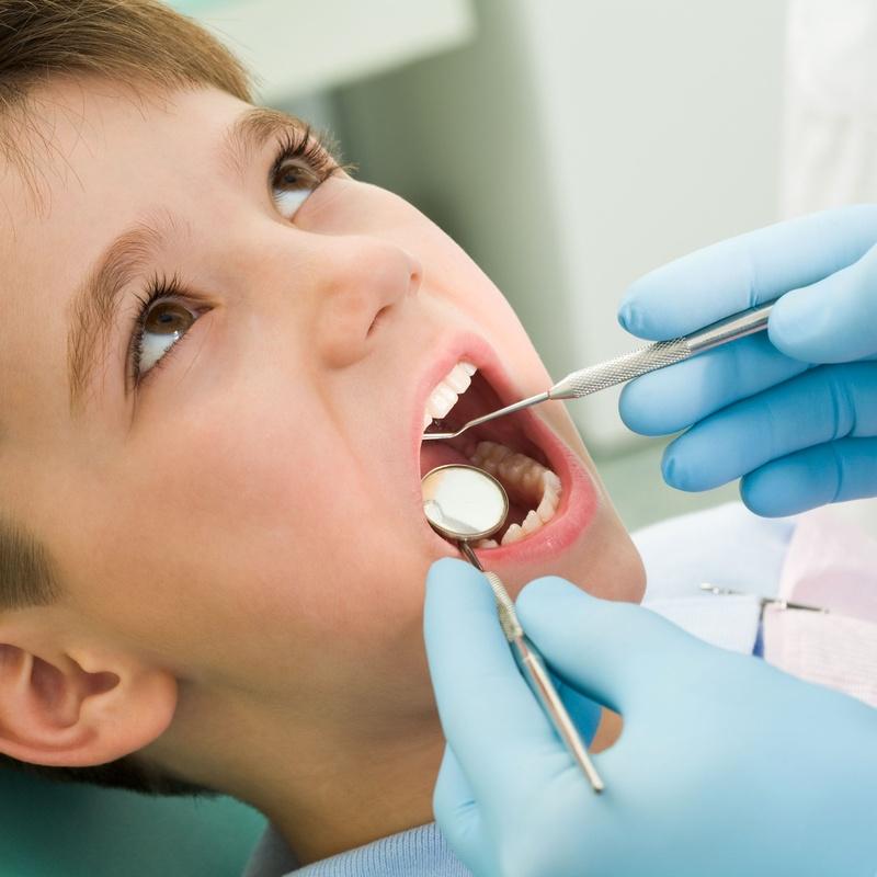 Odontopediatría: Servicios dentales de Clínica Dental Aliseda