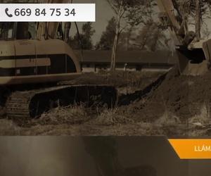 Excavaciones en Barro | Excavaciones Y Transportes Losada, S.L.