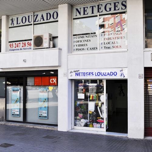 Limpieza de oficinas Eixample de Barcelona | Neteges Louzado, S.L.