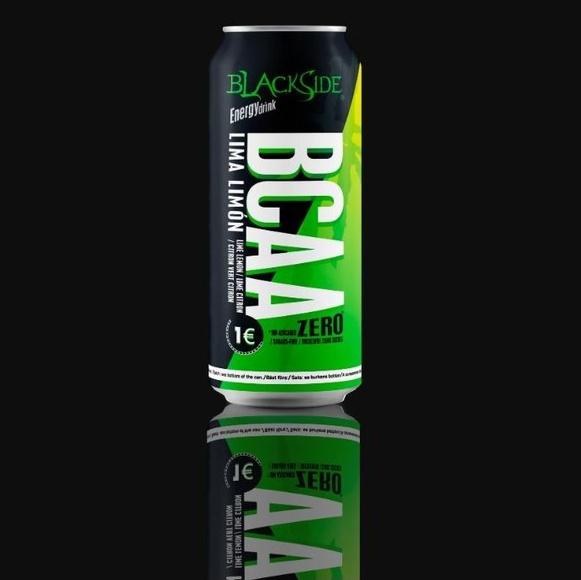 Bebidas energeticas BLACKSIDE: Productos de Sarigabo, S. L.