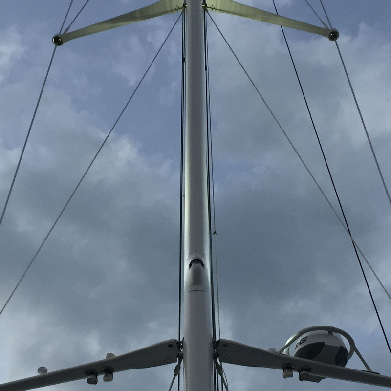 Mast lighting