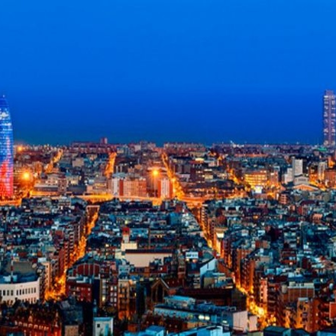 Ruta por Barcelona en un día