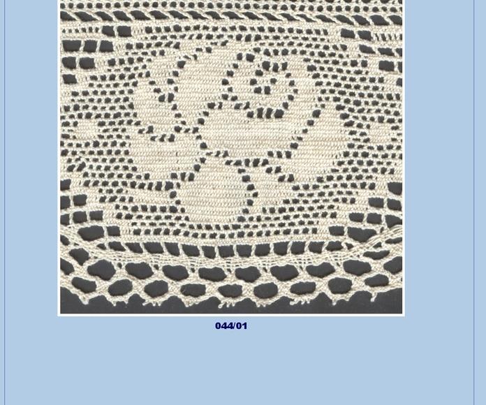 Encaje bolillo Beige: Catálogo de MANUEL RODRÍGUEZ MARTÍNEZ