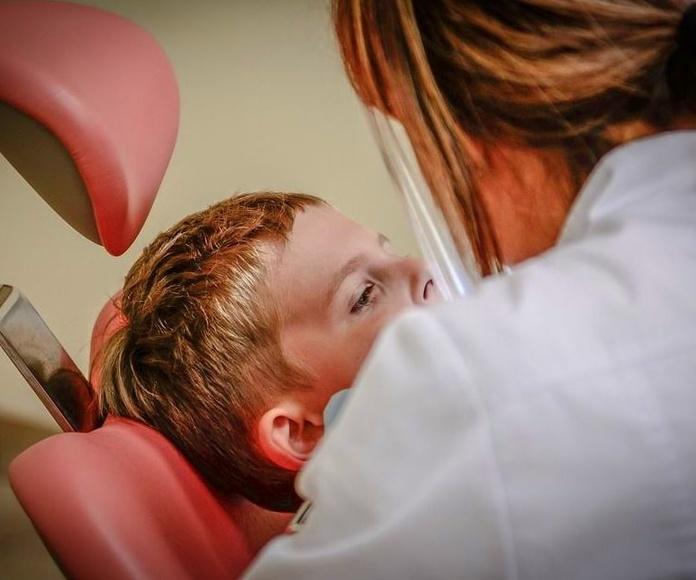 Dentista para niños en Palma de Mallorca