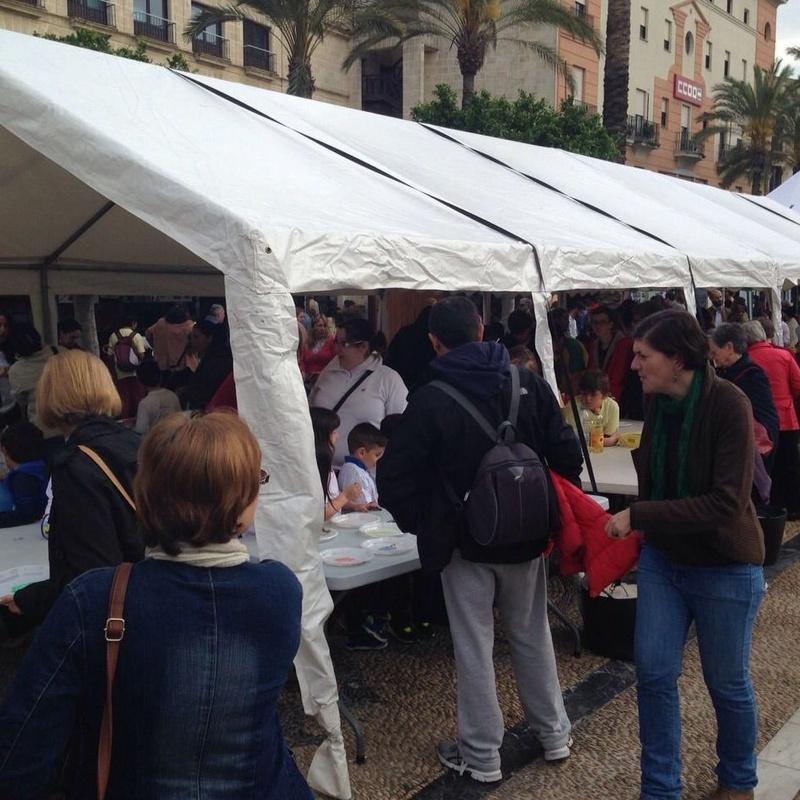 Evento en Jerez
