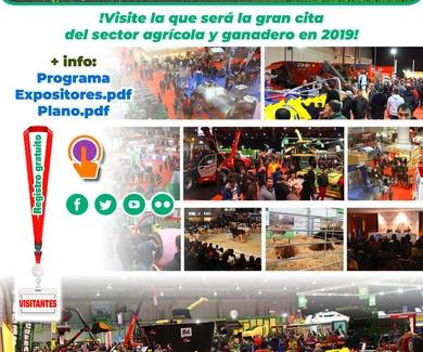 III FERIA PROFESIONAL DE MAQUINARIA, AGRICULTURA Y GANADERIA - CIMAG-GANDAGRO