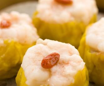 Ramen: Cocina japonesa de Kaede Restaurante Japonés