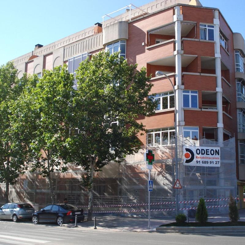 Av. Madrid, 70. Torrejón de Ardoz (Madrid)
