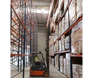 Manipulación y almacenamiento de mercancías