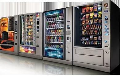 Máquinas expendedoras de Vending