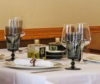 Nuestras sugerencias: Especialidades  de Restaurante Casa Gaspar