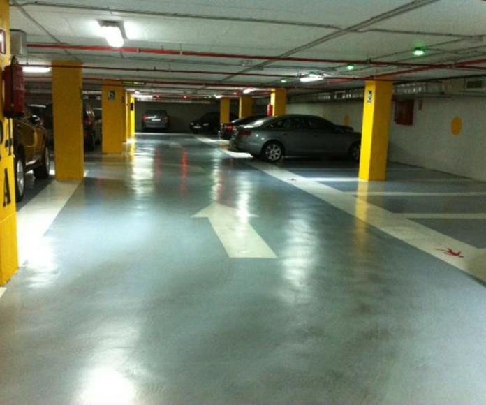 Garajes y Parkings: Servicios de Limpiezas en Sevilla Doble Jota