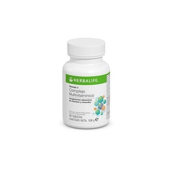 Fórmula 2 complejo multivitamínico: Productos de Herbalife Nerea
