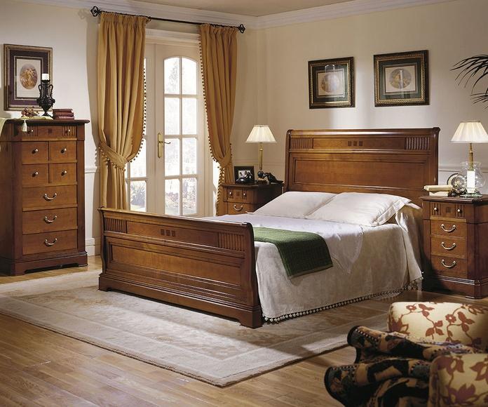 Dormitorio mod 66 Icaro
