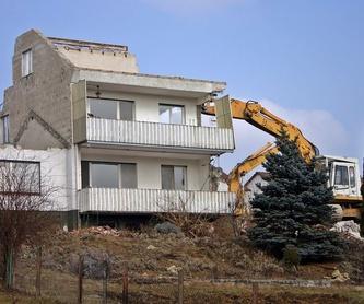 Canalización de tuberías: Servicios de Excavaciones FM