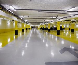 Pavimentos de parkings y garajes en Galicia
