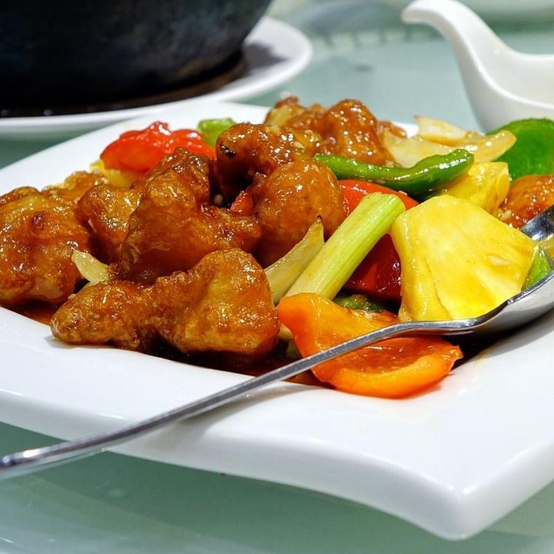 Cerdo: Carta y Menús de Restaurante Tsuruma
