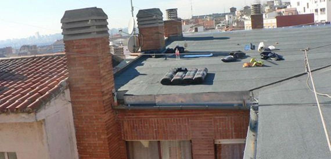 Trabajos en altura en Madrid centro