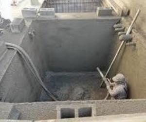 Reparación de pozos y aljibes
