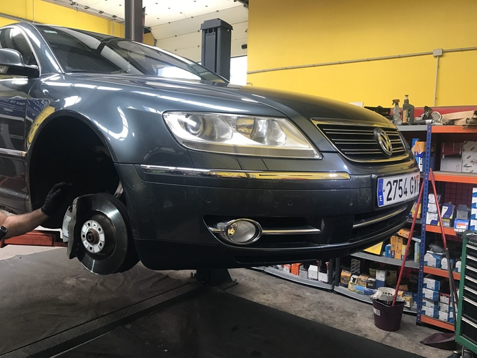 VW PHAETON 3.0 V6 TDI