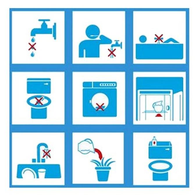 Consejos para ahorrar agua en el cuarto de baño