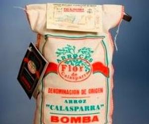 Arroz Bomba Flor de Calasparra D.O saco 1 kg