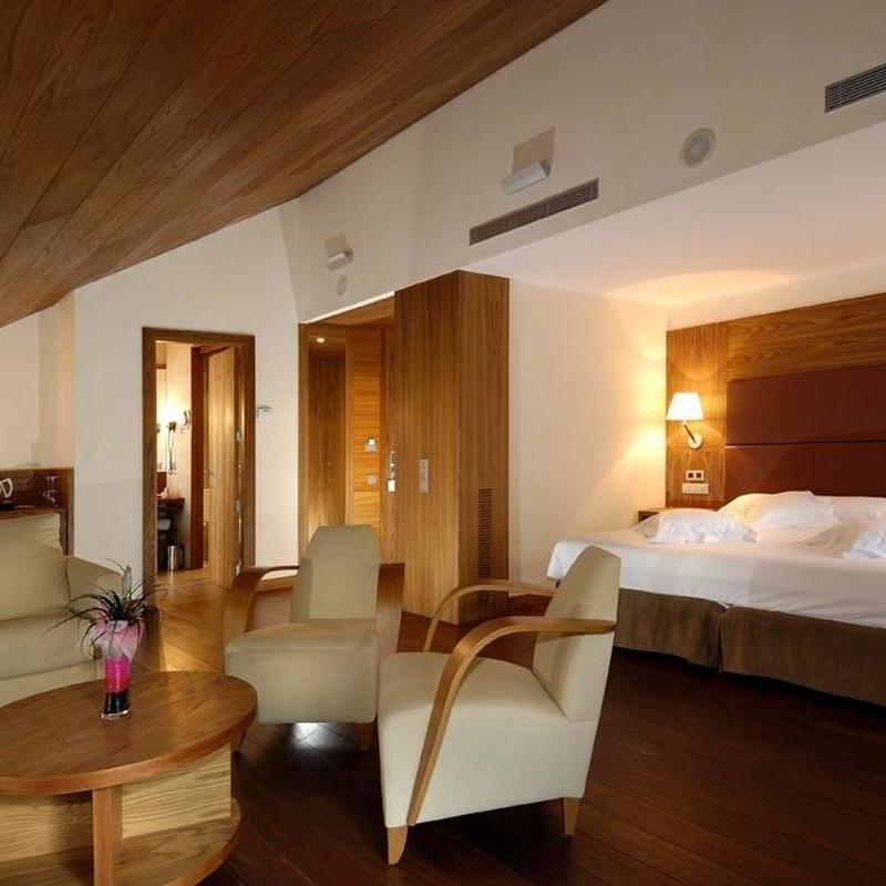 Suite: Catálogo de Hotel Riberies