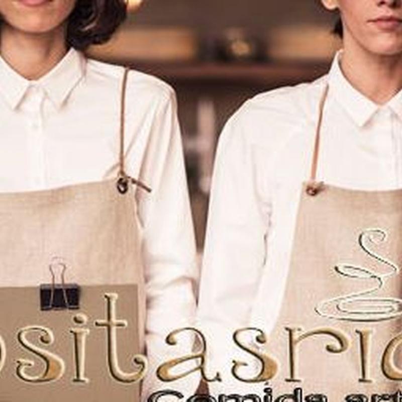 Alquiler de menaje, camareros, fotógrafos, músicos, decoraciones: Servicios de Cositasricas