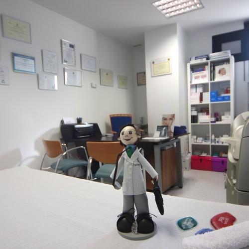 Sala de consultas