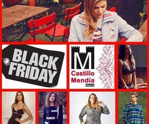 BLACK FRIDAY en CASTILLO MENDÍA