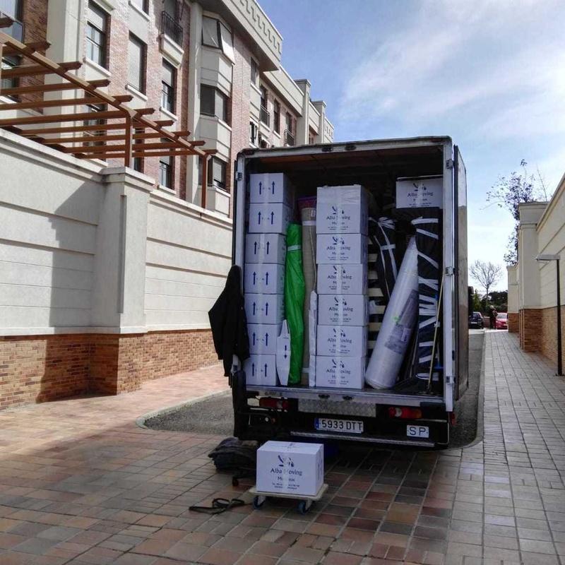 Mudanzas: Servicios de Alba Moving Mudanzas y Guardamuebles