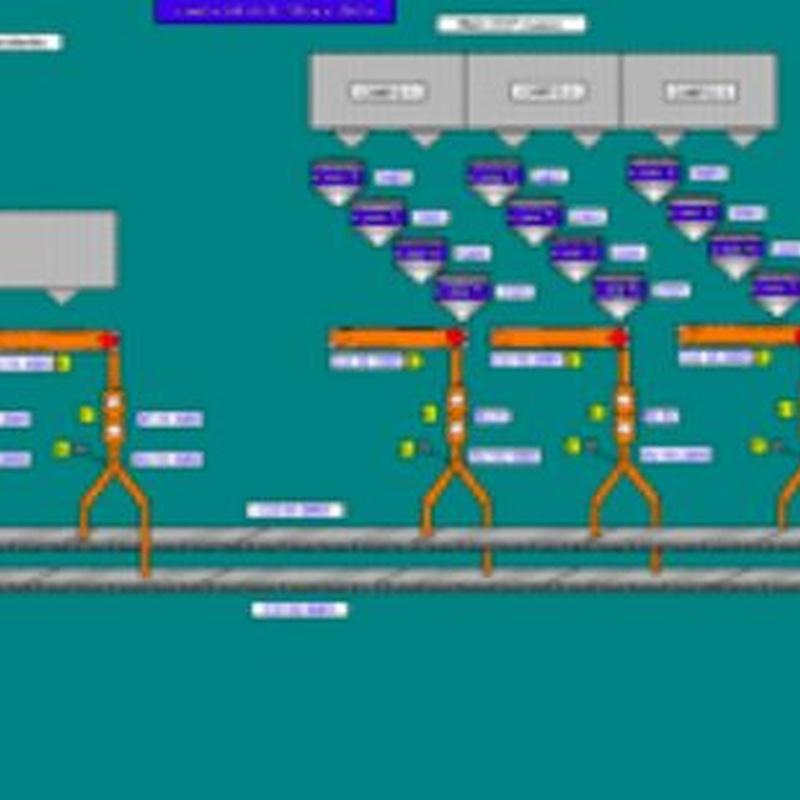 Automatización: Servicios de Kayros Ingeniería