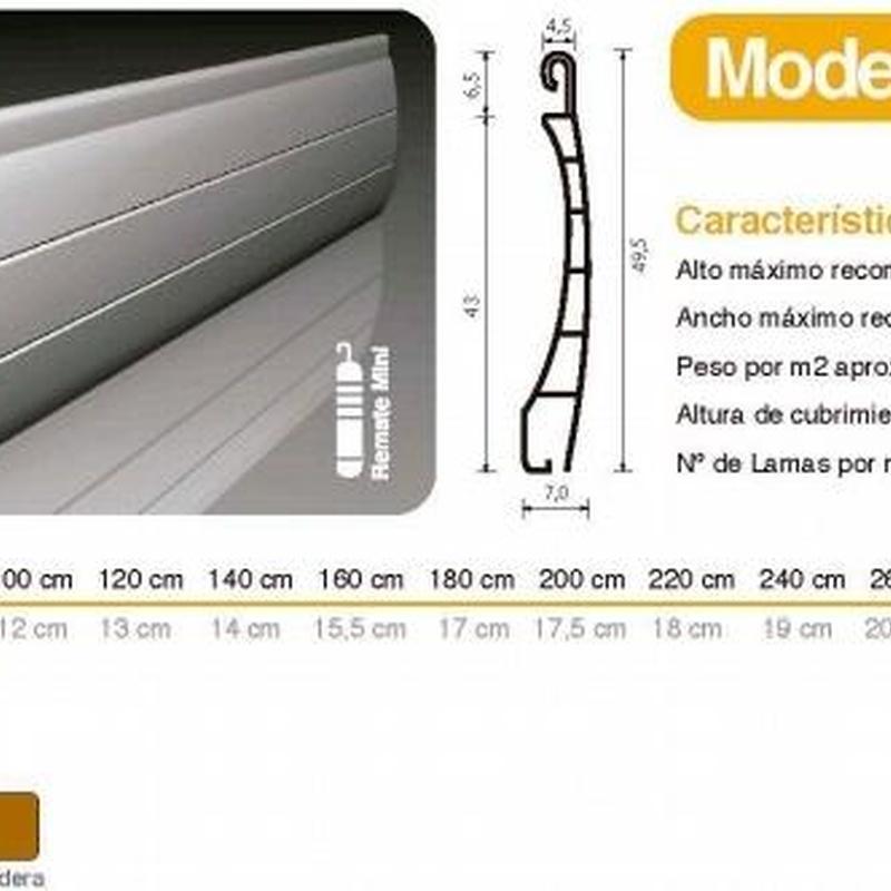 MODELO C45