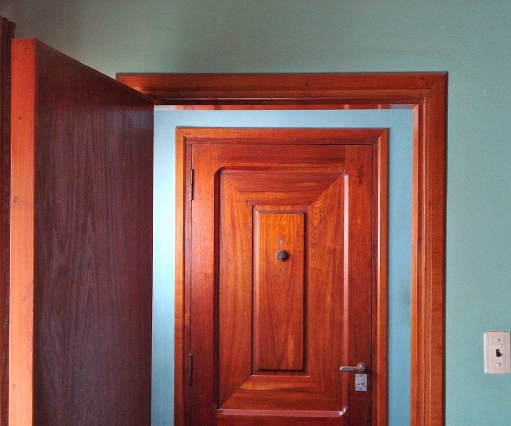¿Por qué elegir puertas de madera?