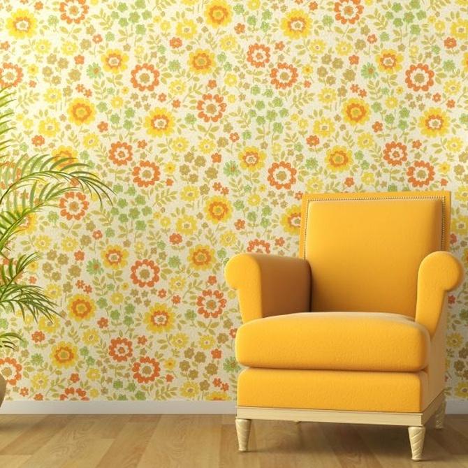 Las ventajas del papel pintado para tus paredes