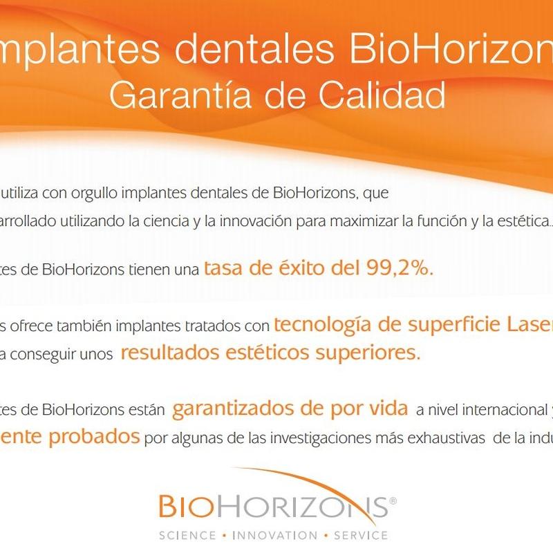 Implantología: Tratamientos de Centro Dental Europa