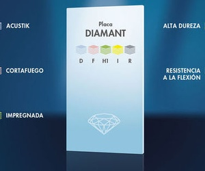 PLACA DIAMANT