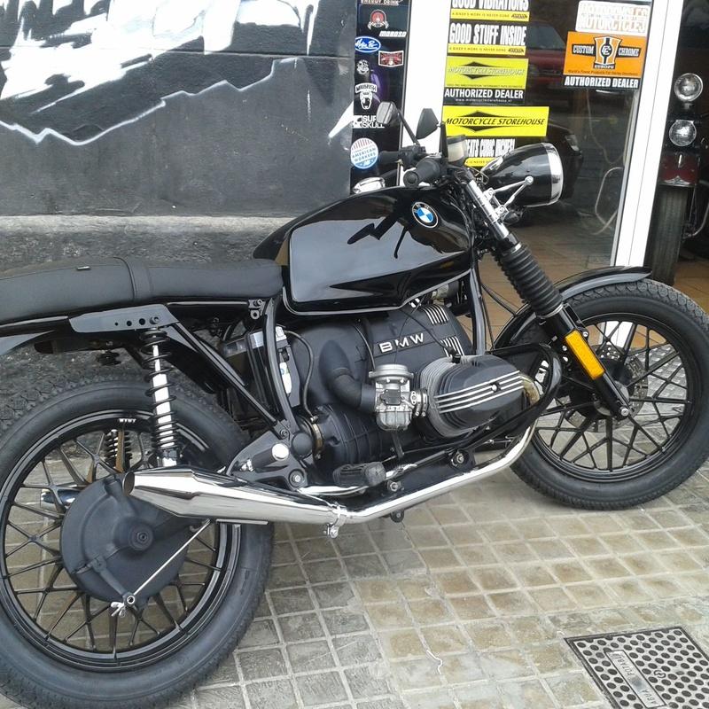 customizacion de motos clasicas, restauracion de motos clasicas, personalizacion de motos