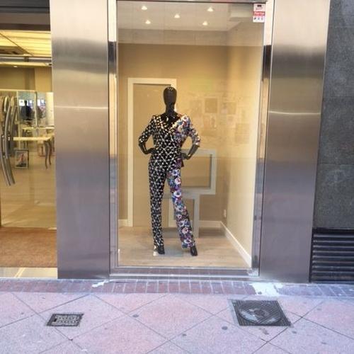 Las últimas tendencias es ropa de mujer