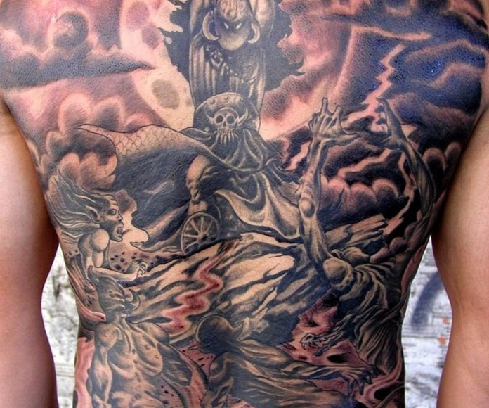 Black and grey (realismo): Servicios de Sailors Tattoo Family