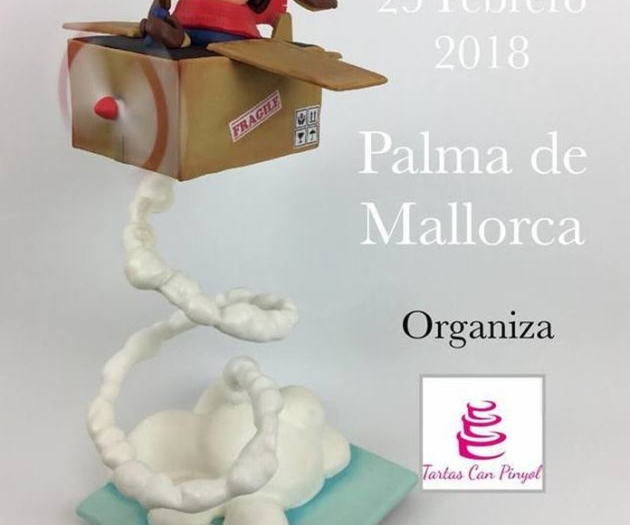 Master Class: Productos de Taller de tartas Can Pinyol