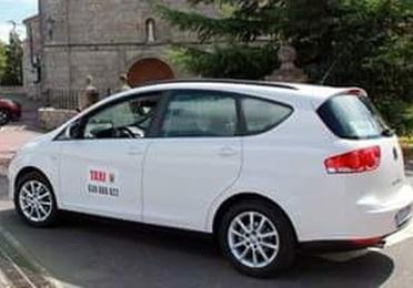 Servicio de taxi próximo a Reinosa