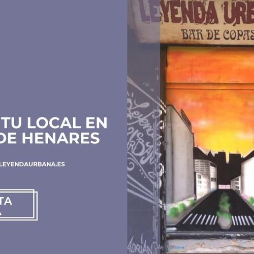 Despedida de soltero en Alcalá de Henares | Leyenda urbana