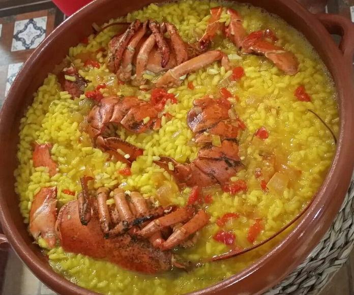 Cocina canaria: Cocina canaria de Galeria Restaurante