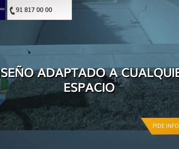 Instalación de piscinas en Valmojado | Bordes de Piscinas J. Antonio Alonso